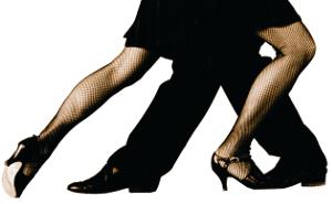 Herren tango schuhe